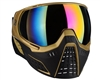 HK Army KLR Thermal Paintball Mask - Metallic Gold