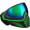 Virtue Paintball VIO Contour Thermal Goggle - Black Emerald