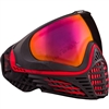 Virtue Paintball VIO Contour Thermal Goggle - Black Fire