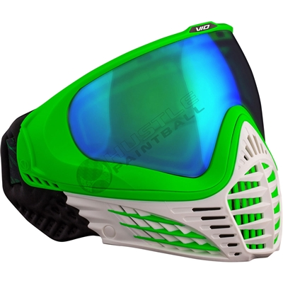 Virtue Paintball VIO Contour Thermal Goggle - White Emerald