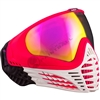 Virtue Paintball VIO Contour Thermal Goggle - White Ruby