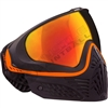 Virtue Paintball VIO Extend Chromatic Thermal Goggle - Black Amber