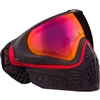 Virtue Paintball VIO Extend Chromatic Thermal Goggle - Black Fire