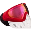 Virtue Paintball VIO Extend Chromatic Thermal Goggle - White Fire