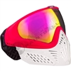 Virtue Paintball VIO Extend Chromatic Thermal Goggle - White Ruby
