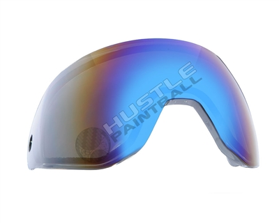 HK Army KLR Thermal Paintball Pure Lens - Mirror - Cobalt Blue