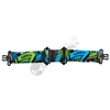 Virtue Paintball VIO Goggle Strap - Graffiti Lime