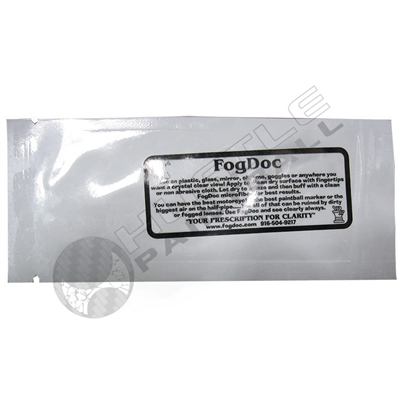 FogDoc Non-Fog Treatment - Single Use Packet