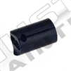 Lapco Mini-Vertical Straight ASA Adapter w/ Hole for 3 Way Actuator Rod - 2000 Series Autococker