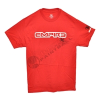 Empire Lifestyle T-Shirt - FT - Sunday Club - Red