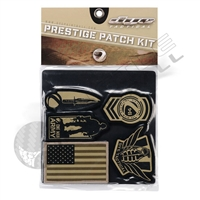 Dye Paintball Tactical Prestige Patch Kit - Badge