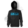 HK Army Pullover Hoodie - Posted - Black