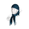 Gen X Global Special Forces Headwrap - Blue Checkered