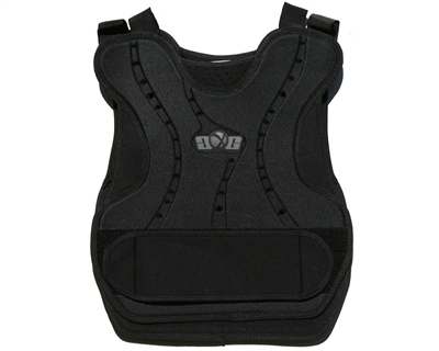 Gen X Global Chest Protector - Black