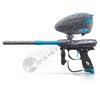 Dye Precision Rotor and Reflex Rail Combo Package - PGA Skinned - Cyan