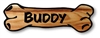 CARVED WOOD SIGNS  - DOG LEGACY PLAQUE