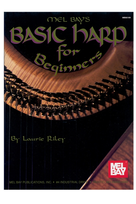 Mel Bay's Basic Harp for Beginners