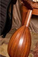 Roosebeck 8-Course Lute, Canadian Spruce