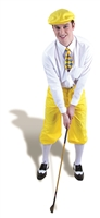 Yellow Golf Knicker Outfit