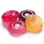 Inspired Sweets Sunkissed Fruits Collection Hard Candies