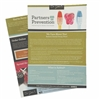 Dr. John's Partner in Prevention Referral Pad - 100 tear off sheets