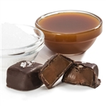 Simply Decadent Sea Salt Caramel Confections