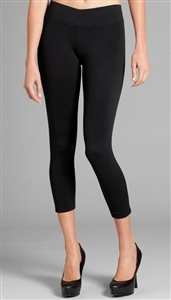 Capri leggings - assorted colors - nylon/spandex