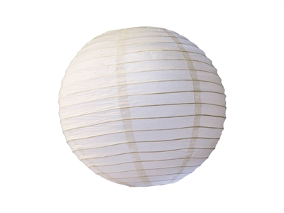 LED LARGE WHITE PARTY LANTERN
