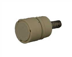A&A Manufacturing Caretaker Retrofit Low Flow Threaded Replacement Head # 522036
