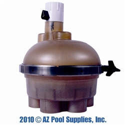 "A&A Manufacturing 1.5"" 5-Port Top Feed T-Valve # 540365"
