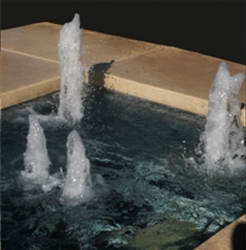 A&A Manufacturing Living Waters Fountain System - White # 561810