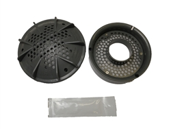 "A&A Manufacturing PDR2 10"" Drain Retro Kit - Black # 564797"