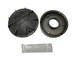 "A&A Manufacturing PDR2 10"" Drain Retro Kit - Gray # 564826"