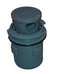 A&A Manufacturing G4 Venturi Cleaning Head Internal - DK Blue # 565597