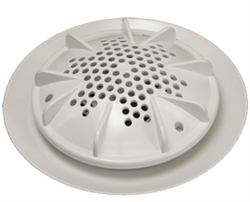 "A&A Manufacturing PDR2 10"" Main Drain w/o Sump (Set of 2)"