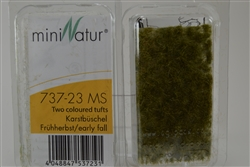 2/4mm Early Fall Karst Tufts  [Micropack]