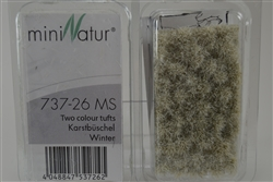 2/4mm Winter Karst Tufts  [Micropack]