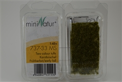 4/6mm Early Fall Karst Tufts  [Micropack]