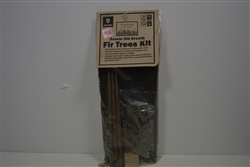 "9"" Old Growth Tree Kit [Makes 3 Trees]"