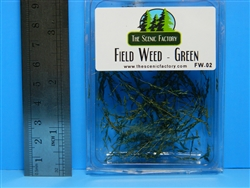 Field Weed - Green