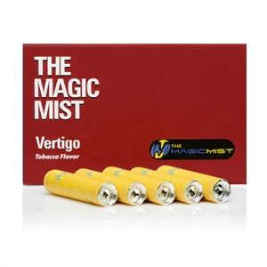 Magic Mist cartridges compatible with Vapage battery