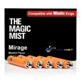 Mistic Electronic Cigarettes compatible cartridges