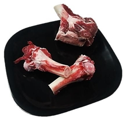Lamb Femur Bones Cut [25# Case]