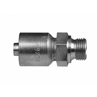 MBSPP-W - BSP 60 degree cone W Series - crimp hose fittings