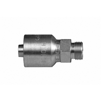 MDL-W - 24 Degree flare DIN light universal W Series - crimp hose fittings