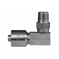 MPX90-W - NPTF pipe W Series - crimp hose fittings