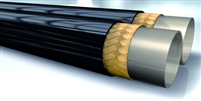 Twin Thermoplastic Hose