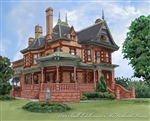 Ball-Eddleman-McFarland House 500-piece puzzle