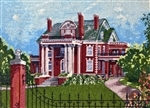 Thistle Hill Needlepoint 1000-piece puzzle