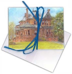 McFarland House by Ronda Watkins - Set of 6 Note Cards